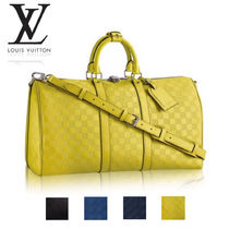 【Louis Vuitton】キーポル・バンドリエール45 旅行用バッグ 4色