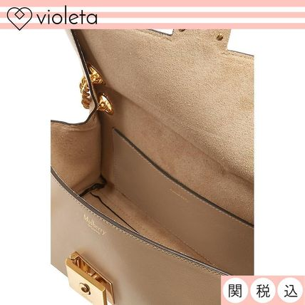 Mulberry ショルダー・ポシェット Mulberry ショルダーバッグ◆Cheyne small textured-leather (5)