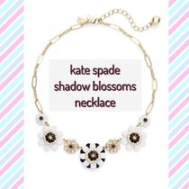 kate spade /ネックレス / shodow blossoms necklace