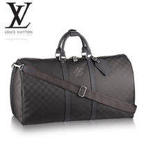 【Louis Vuitton】キーポル バンドリエール55  2Way旅行用バッグ
