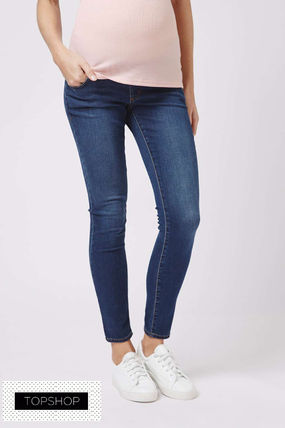 TOPSHOP ボトムス ☆TOPSHOP マタニティ PETITE Leigh Jeans