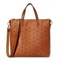 【Madewell】Perforated Mini Transport Tote(関税・送料込み)