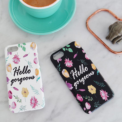 iPhone・スマホケース NEW 「LuckyMe LuckyYou」 Hello gorgeous ハロー ゴージャス