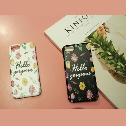 iPhone・スマホケース NEW 「LuckyMe LuckyYou」 Hello gorgeous ハロー ゴージャス(3)