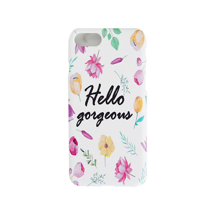 iPhone・スマホケース NEW 「LuckyMe LuckyYou」 Hello gorgeous ハロー ゴージャス(5)