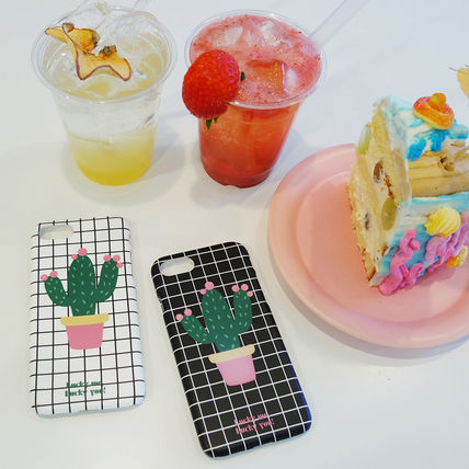 iPhone・スマホケース NEW 「LuckyMe LuckyYou」  Cactus サボテン ケース(3)