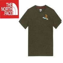 THE NORTH FACE (ザノースフェイス) ★ BUENA S/S R/TEE 5色