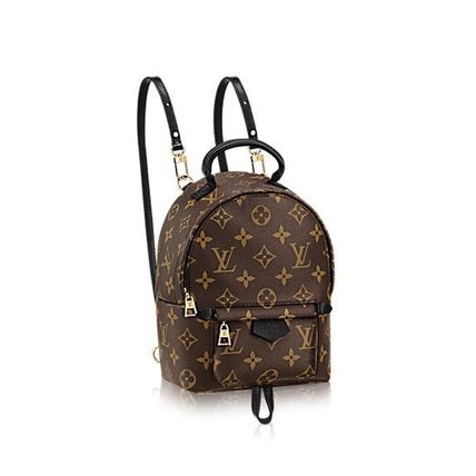Retail store purchase Loius Vuitton backpack PALM SPRINGS
