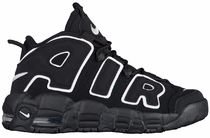 NIKE AIR MORE UPTEMPO ( BLACK / WHITE )