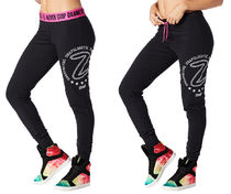 新作♪ZumbaズンバZumba Skinny Sweatpants-Back