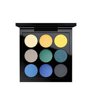 <MAC> EYE SHADOW X 9 : TROPIC COOL TIMES NINE