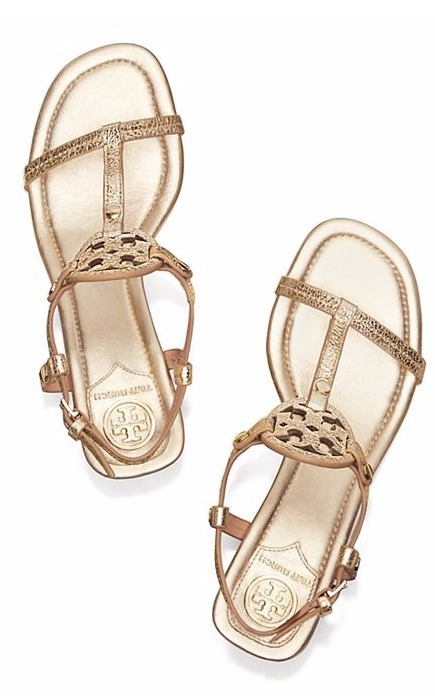 SALE★TORY BURCH★サンダル★MILLER MID-HEEL SANDAL