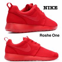関送込★Nike★Roshe One Varsity Red