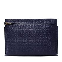 【LOEWE】バッグ☆T POUCH NAVY★2017春夏新作♪
