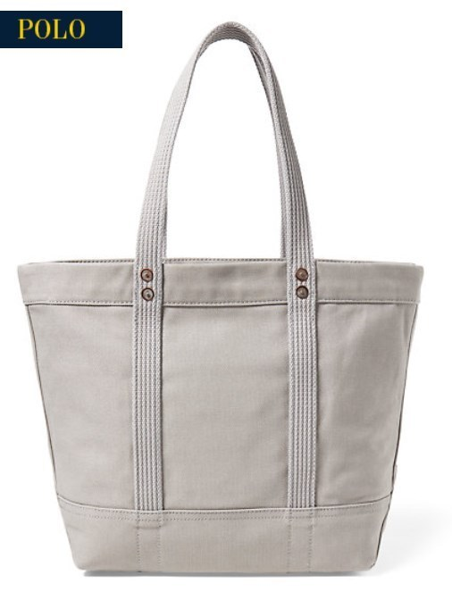 Ralph Lauren☆ Canvas Big Pony Tote トートバッグ3色 国内発送