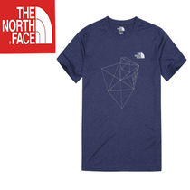 THE NORTH FACE ★ TECH ALL DAY GRAPHIC S/S R/TEE 3色