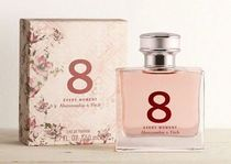 【速達・追跡】Abercrombie & Fitch 8 Every Moment Perfume50ml