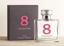 【速達・追跡】Abercrombie & Fitch 8 Uncovered Perfume 50ml