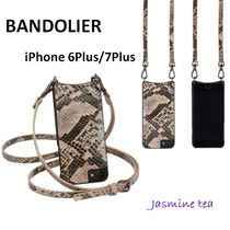 ★2017春夏限定♪★即発Bandolier Cynthia iPhone6/7Plus Case★