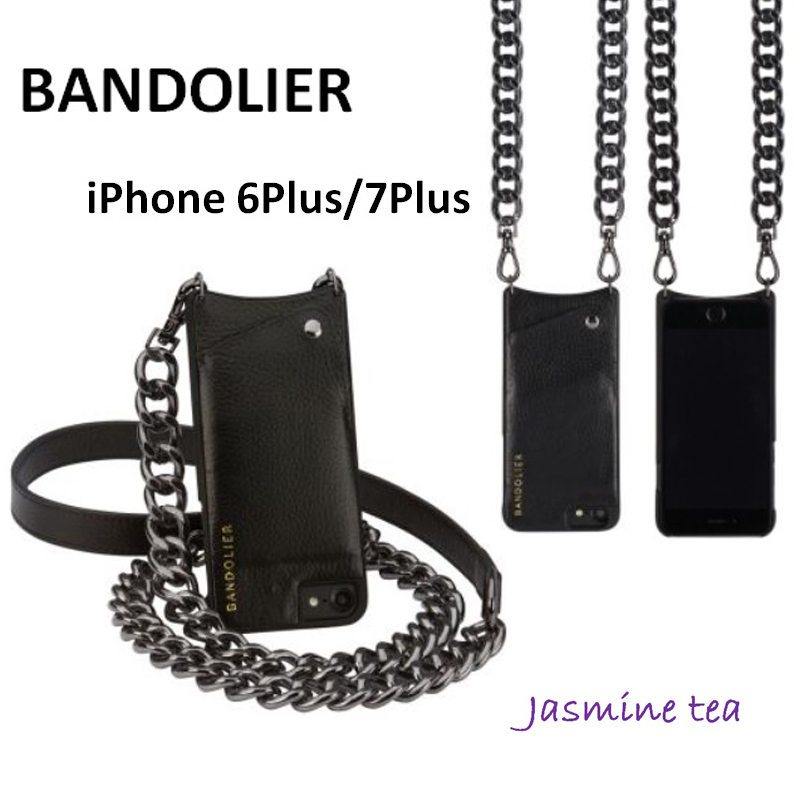 ★2017春夏限定♪★即発Bandolier Jun iPhone6/7Plus Case★