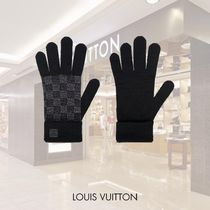 Louis Vuitton(ルイヴィトン) 手袋 LOUIS VUITTON/ゴン・プティ ダミエ M70006