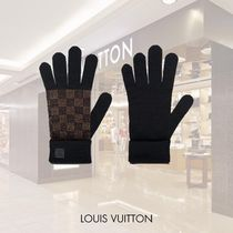 Louis Vuitton(ルイヴィトン) 手袋 LOUIS VUITTON/ゴン・プティ ダミエ M70007