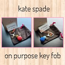 kate spade /キーリング / on purpose key fob