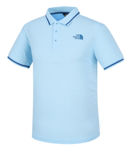 THE NORTH FACE ★ M'S AEROLIGHT SEDATE S/S POLO 5色