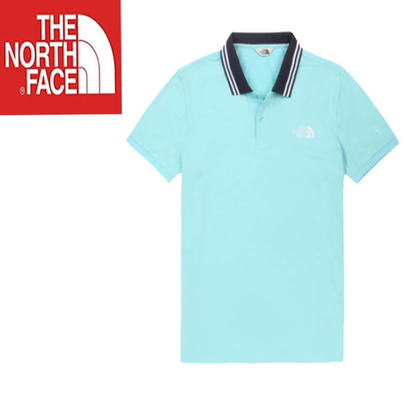 THE NORTH FACE (ザノースフェイス) ★ EDEN S/S POLO TEE 3色