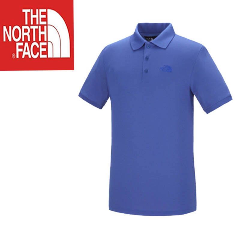 THE NORTH FACE ★ M'S CMX BASIC S/S POLO 7色