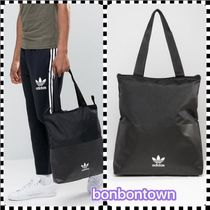 【国内発/送関込】adidas Tote Bag In Black