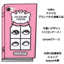 Valfre ヴァルフェー EYE ROLLING FOREVER 3D IPHONE 7 CASE 即