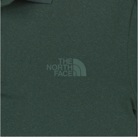 THE NORTH FACE (ザノースフェイス) ★ BUENA S/S POLO TEE 3色