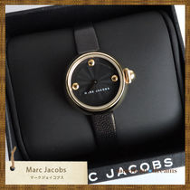 SALE! Marc Jacobs 可愛い 腕時計 Black