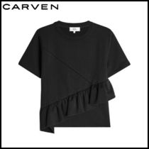 CARVEN(カルヴェン)★Flutter Top with Cotton★