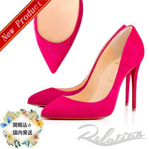 関税・送料込【Christian Louboutin】Pigalle Follies100/Rosa