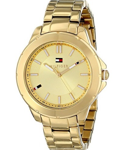 Tommy Hilfiger★1781413 Gold-Tone Watch★腕時計