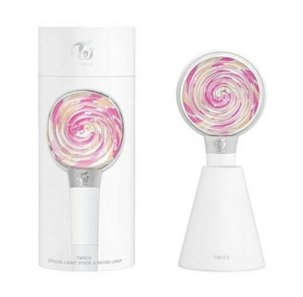 [TWICE] CANDY BONG OFFICIAL LIGHT STICK 国内発送