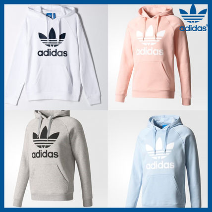 adidas Originals Men's genuine TREFOIL HOODIE