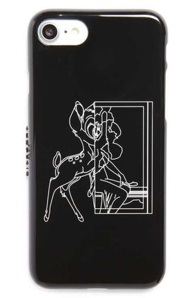GIVENCHY Disney Bambi Tech iPhone 7 Case★バンビ★コラボ