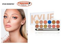 NEW カイリ― KYLIE THE ROYAL PEACH PALETTE KYSHADOW パレット