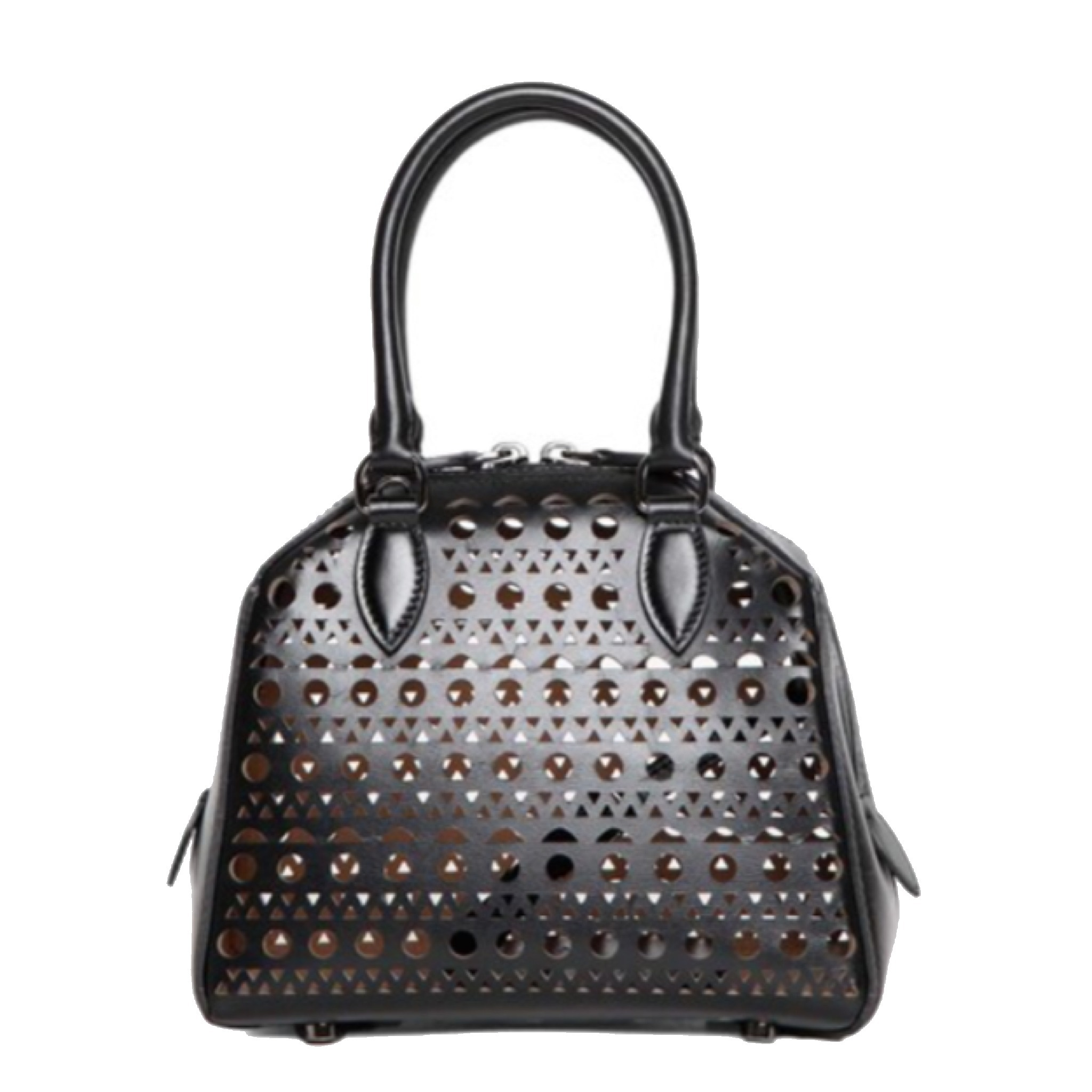 ★★ALAIA《アライア》PERFORATED LEATHER BAG★送料込み★★