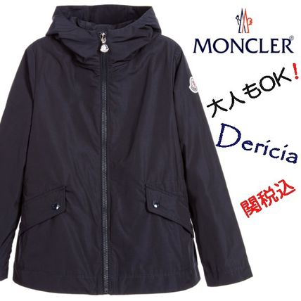 MONCLER キッズアウター 大人もOK MONCLER ライトジャケット DERICIA 12Y14Y 関税込