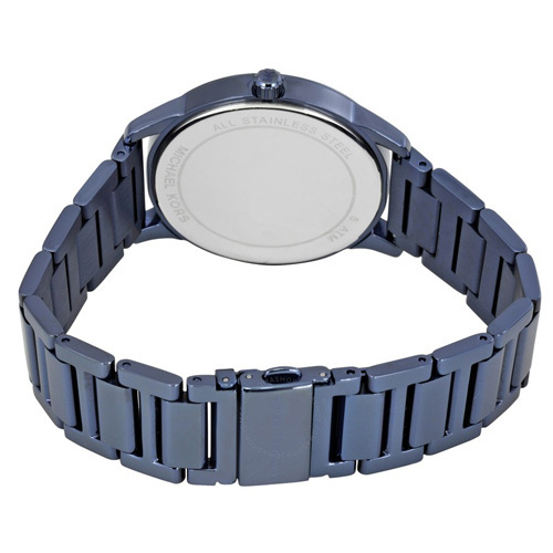 ★人気商品★Michael Kors Hartman Blue Dial Ladies MK3509
