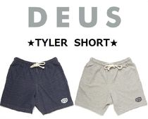 new★DEUS EX MACHINA★スエットパンツ★TYLER SHORT★送料込