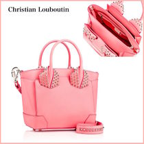 17SS最新 Christian Louboutin Eloise Two handle bag 関税込