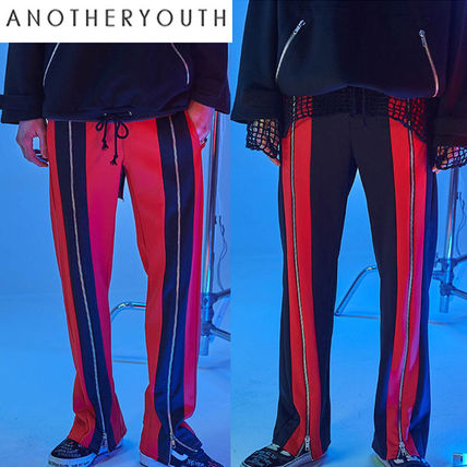 ANOTHERYOUTH(アナザーユース) ★ two zipper trainning 2色