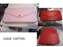 Louis Vuitton★フェリーチェ エピ★チェーンウォレット 新作
