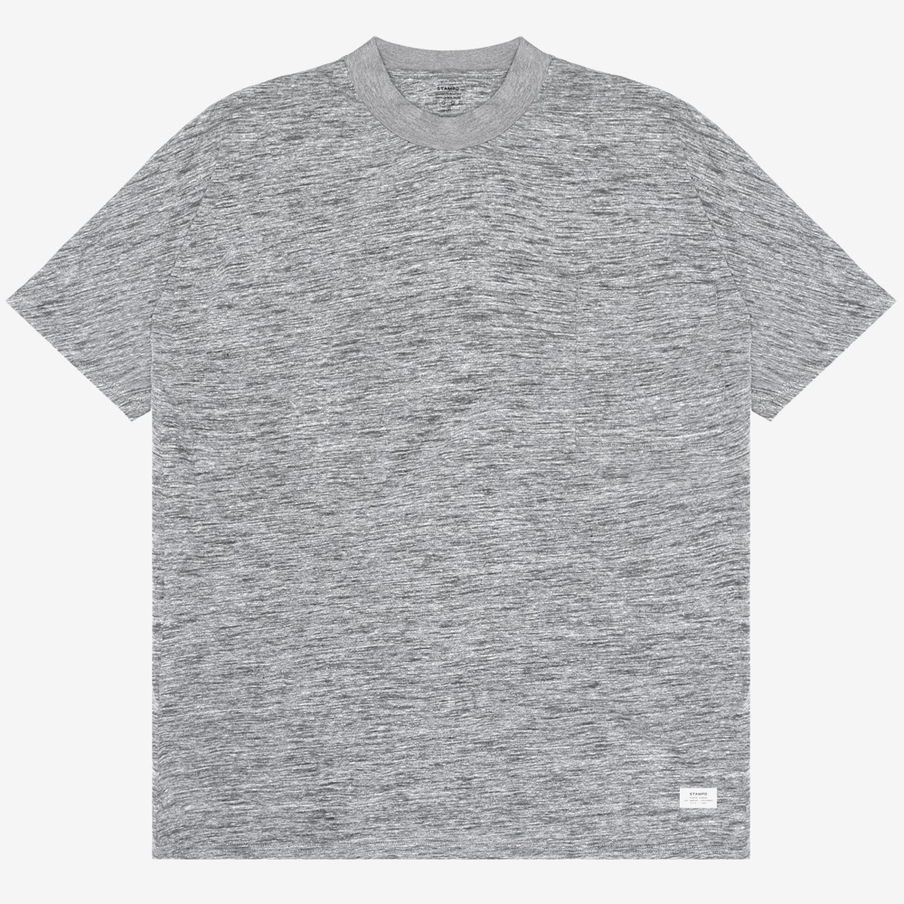 【Stampd' LA】☆17SS新作☆海外限定☆MOCK NECK POCKET TEE