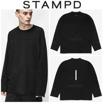 【Stampd' LA】☆17SS新作☆WASHED DOWN LONGSLEEVE CREW
